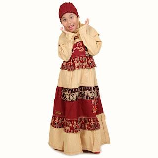 baju muslim modern untuk anak