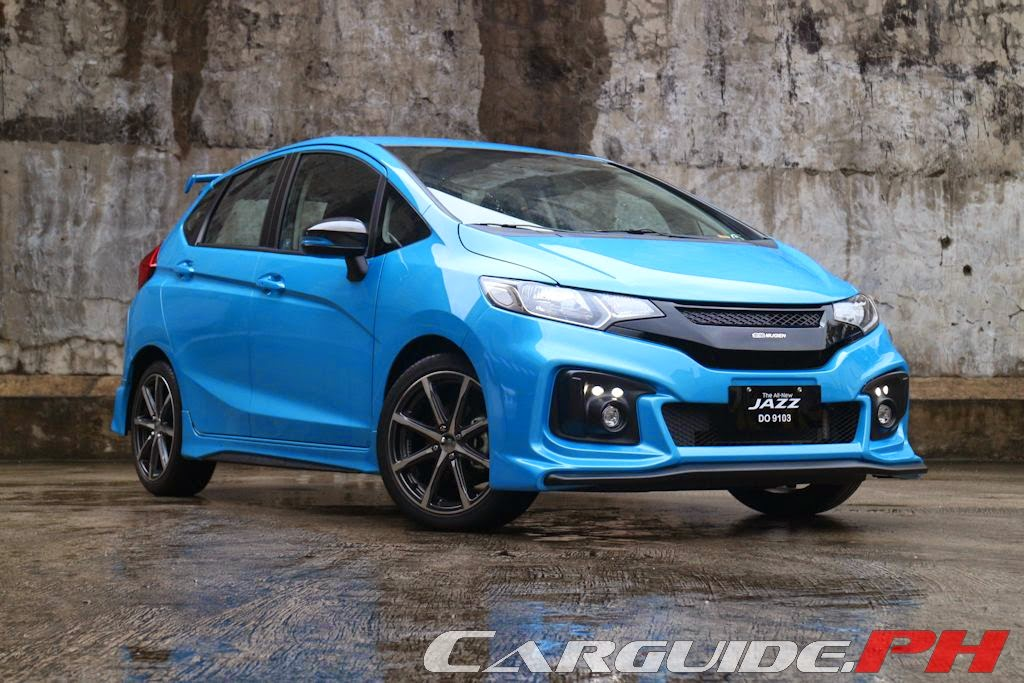 Review 2014 Honda Jazz 15 Vx Mugen Philippine Car News Car