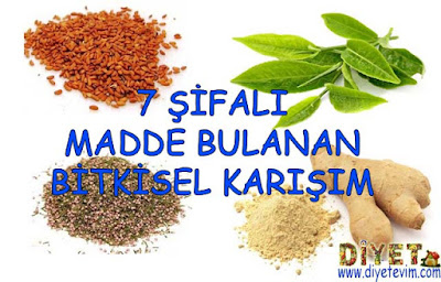 bitkisel karışım