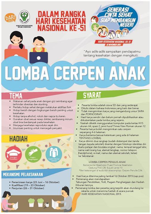 Image Result For Cerita Pendek Bahasa Indonesia Sd