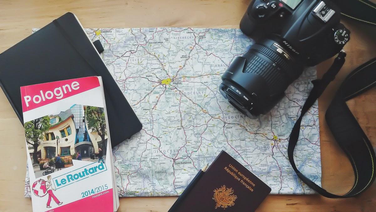 Road trip - preparation