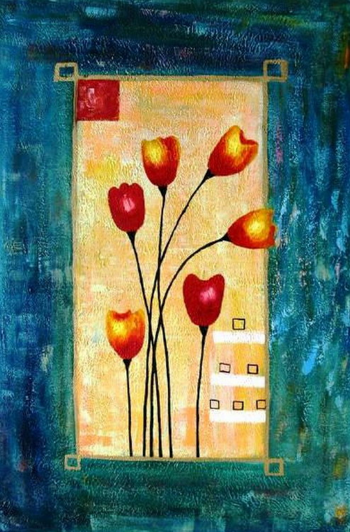 Cuadros pinturas oleos preciosidad de cuadros al leo - Cuadros bodegones modernos ...
