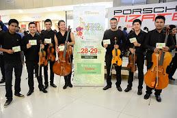 Orquesta Filarmónica de Santa Cruz de la Sierra y Solistas - Bolivia Octubre 2017