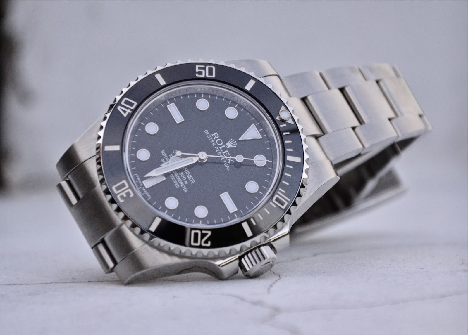 The Rogue Review An Offer I Just Could Not Refuse Rolex