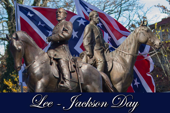 Lee Jackson Day - Judy P Smith