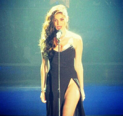 May suot na Panty o wala si Anne Curtis?
