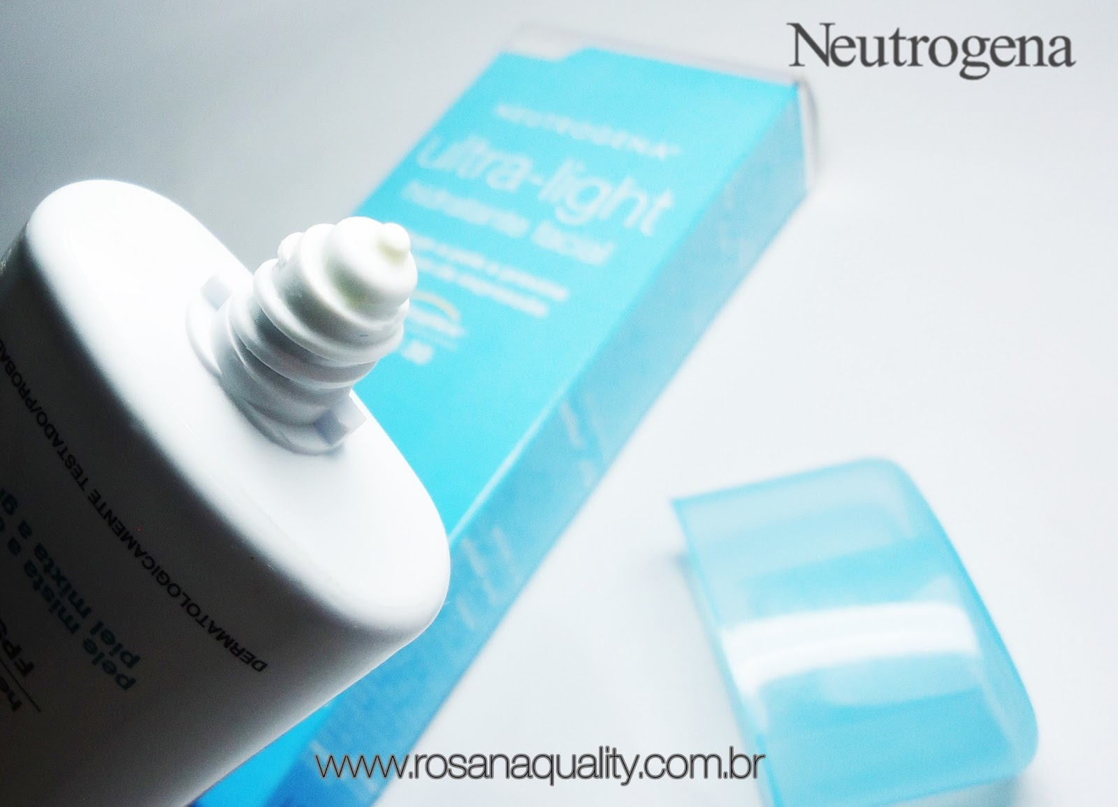 Hidratante Facial Ultra Light Neutrogena