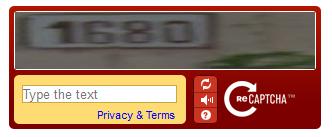 Arti dari CAPTCHA