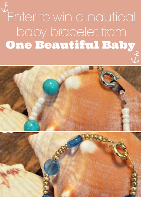 One Beautiful Baby - Baby Bracelet Giveaway