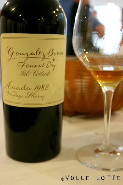 1982, Vintage Sherry, Palo Cortado, Gonzales Byass, Sherry