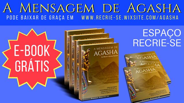 E-book GRÁTIS: A Mensagem de Agasha