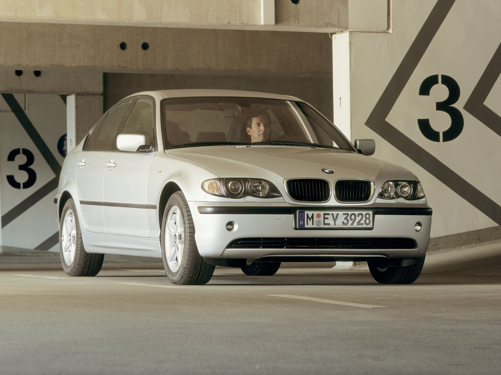 Automotive Database BMW Series E - Bmw 3 series e46
