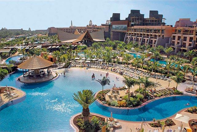 hoteles lopesan en gran canaria: