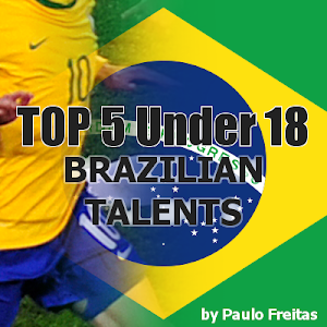 Brazilian Football Talents Under 18