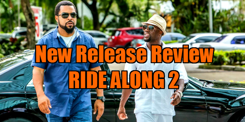 is there a ride along 2