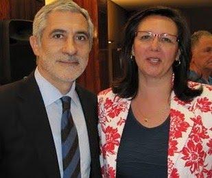 Acto de presentación de candidatura de Albacete con Gaspar LLamazares
