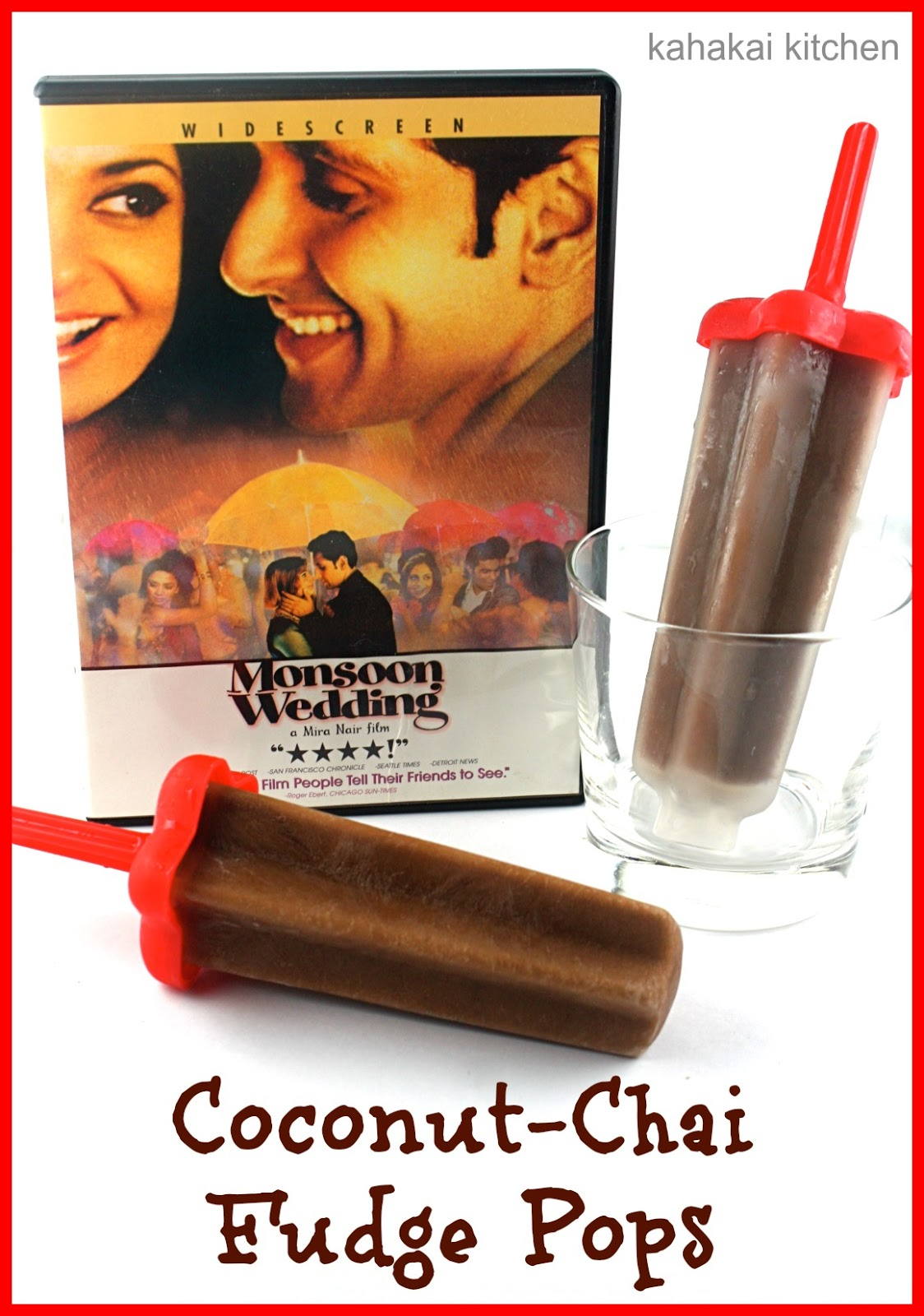 Coconut-Chai Fudge Pops: Dairy-Free Frozen Treat for Food 'N Flix July ...