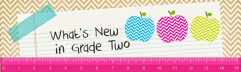 What's New in Grade 2!
