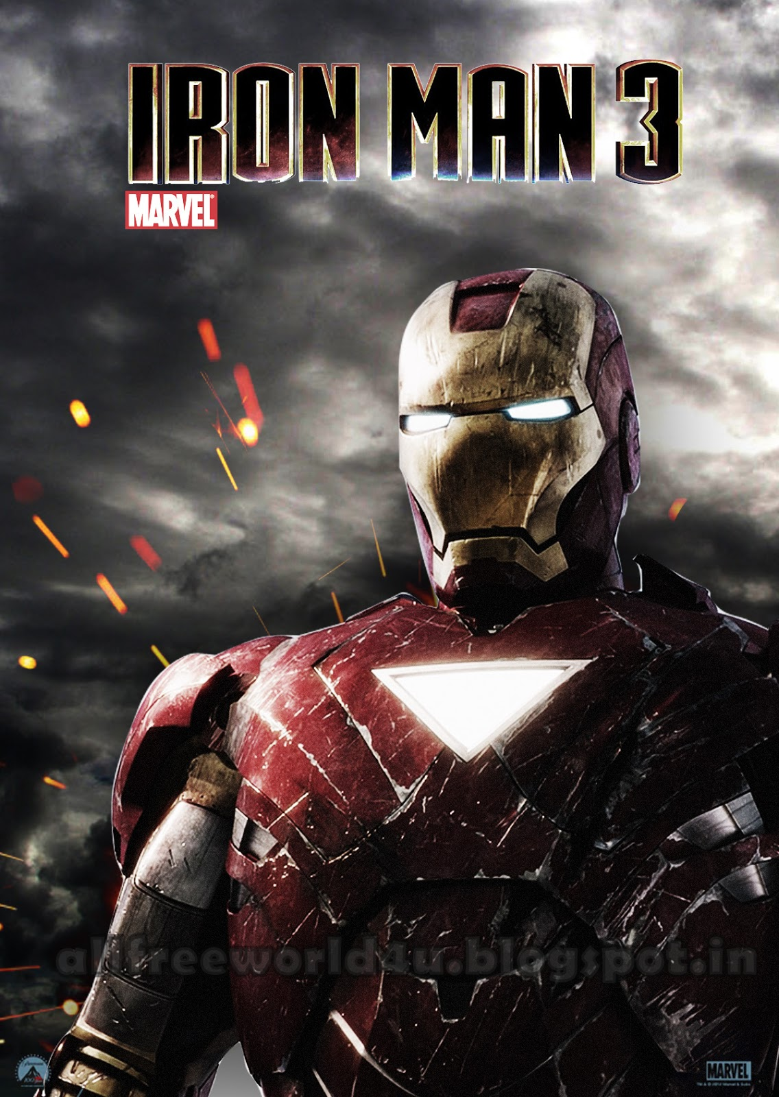 Iron Man 3 Trailer-2 (2013) :: 720P HD Official Movie ...