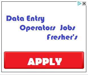 Data Entry Operator jobs in Rural Banking for 500 Vacancies for Fresher's