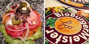 bio kürbis burger