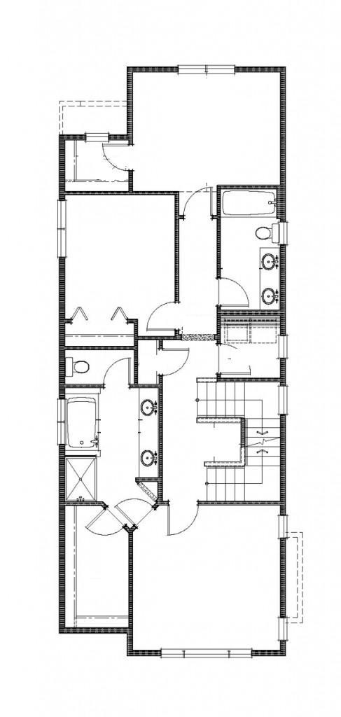 Planos de casas modelos y dise os de casas planos de for Hacer planos a escala