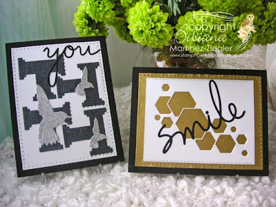 modern masculine cards front