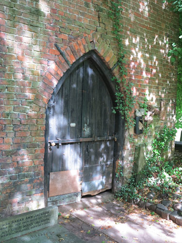 St Peter's Church Prestbury, UK