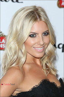 Mollie King Pictures in Little Black Dress at Esquire Summer 2013 Party in London  0002