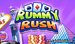 Rummy Rush Facebook
