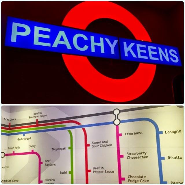 Peachy Keen's, Manchester
