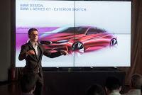 Daniel Mayerle la lansarea de presa a noilor BMW Seria 3 Gran Turismo si BMW Z4