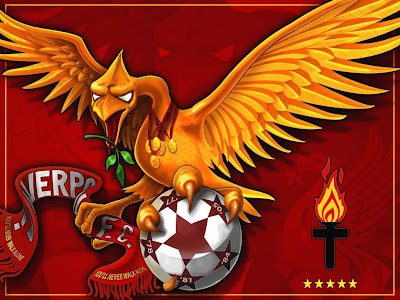 Liverpool 3D Wallpaper