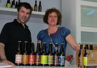 Adegas Menduiña, Cerveza Artesana