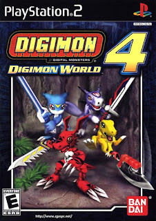 Free Download Games digimon world 4 PCSX2 ISO Untuk Komputer Full Version ZGASPC