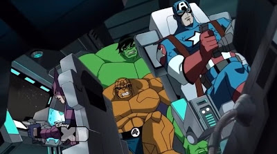 Avengers Earth's Mightiest Heroes Season 2