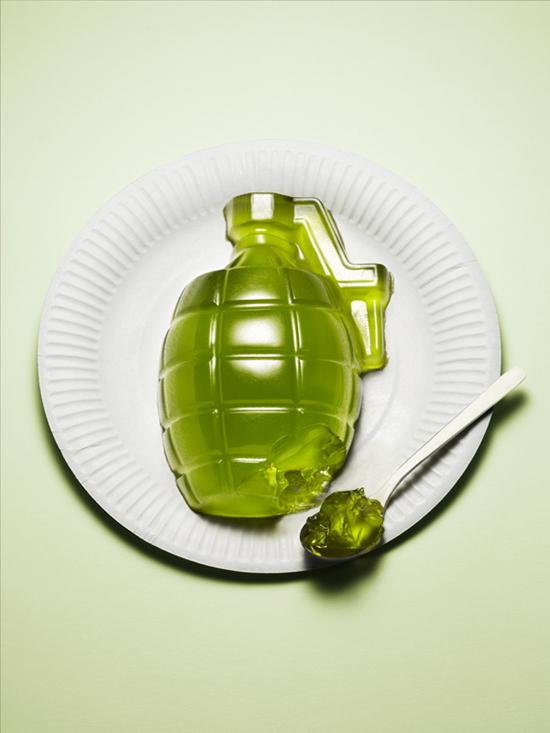 ULTRA FAIL Jello+grenade