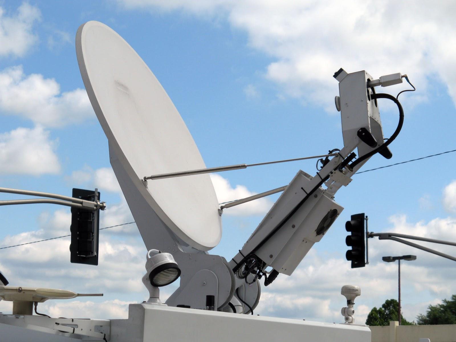 Satelita na żywo