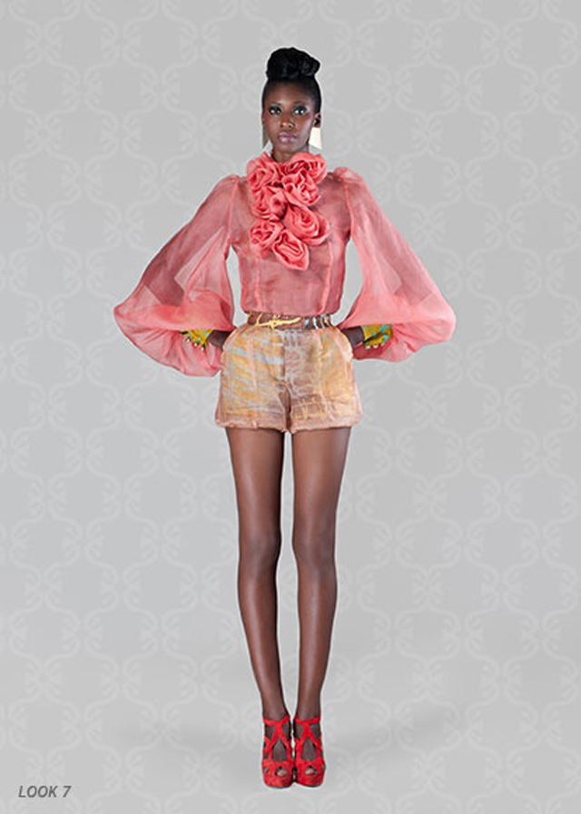 Christie Brown's resort 2013 collection