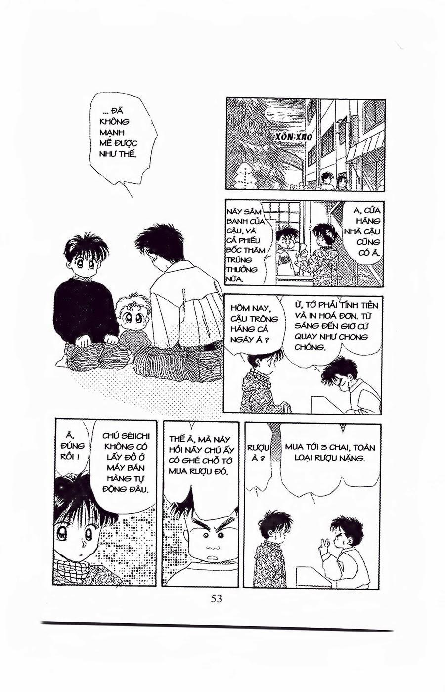 Em Bé Và Tôi chap 26 - Trang 21