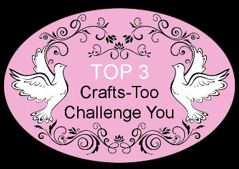 Crafts-Too Challenge You Top 3