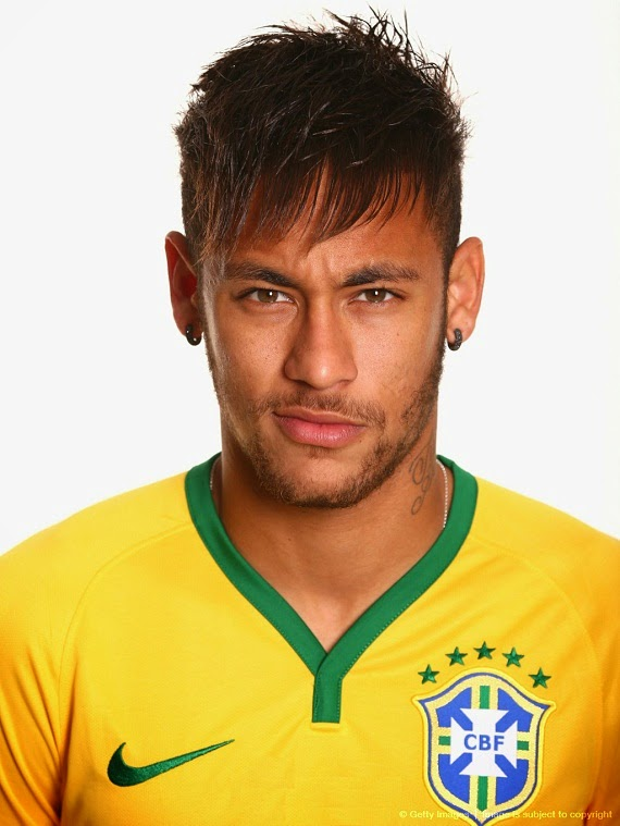 Neymar Jr Hairstyles Fashion
