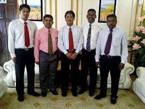 Kunjungan Hormat Datuk Bandar Ipoh