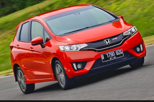 Gambar Harga Mobil Honda Jazz
