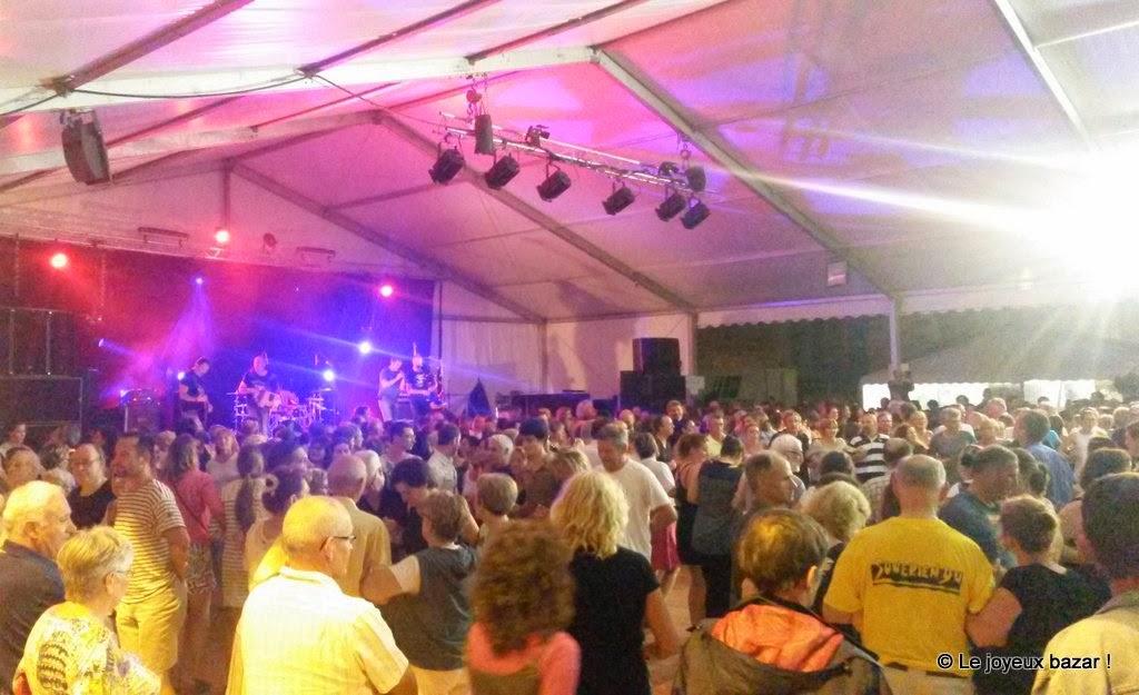 Bretagne - Festival de Cornouaille - fest noz