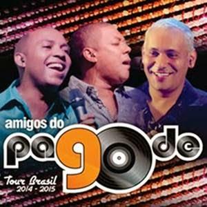 Amigos do Pagode 90 Tour Brasil