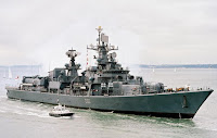 Delhi Class Destroyer