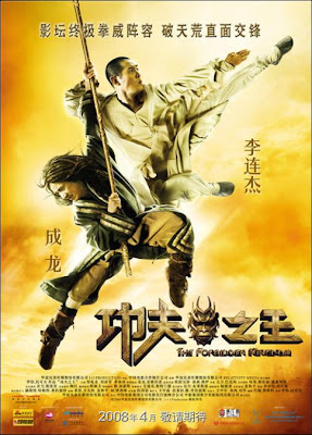 Vua Kungfu - The Forbidden Kingdom 2008