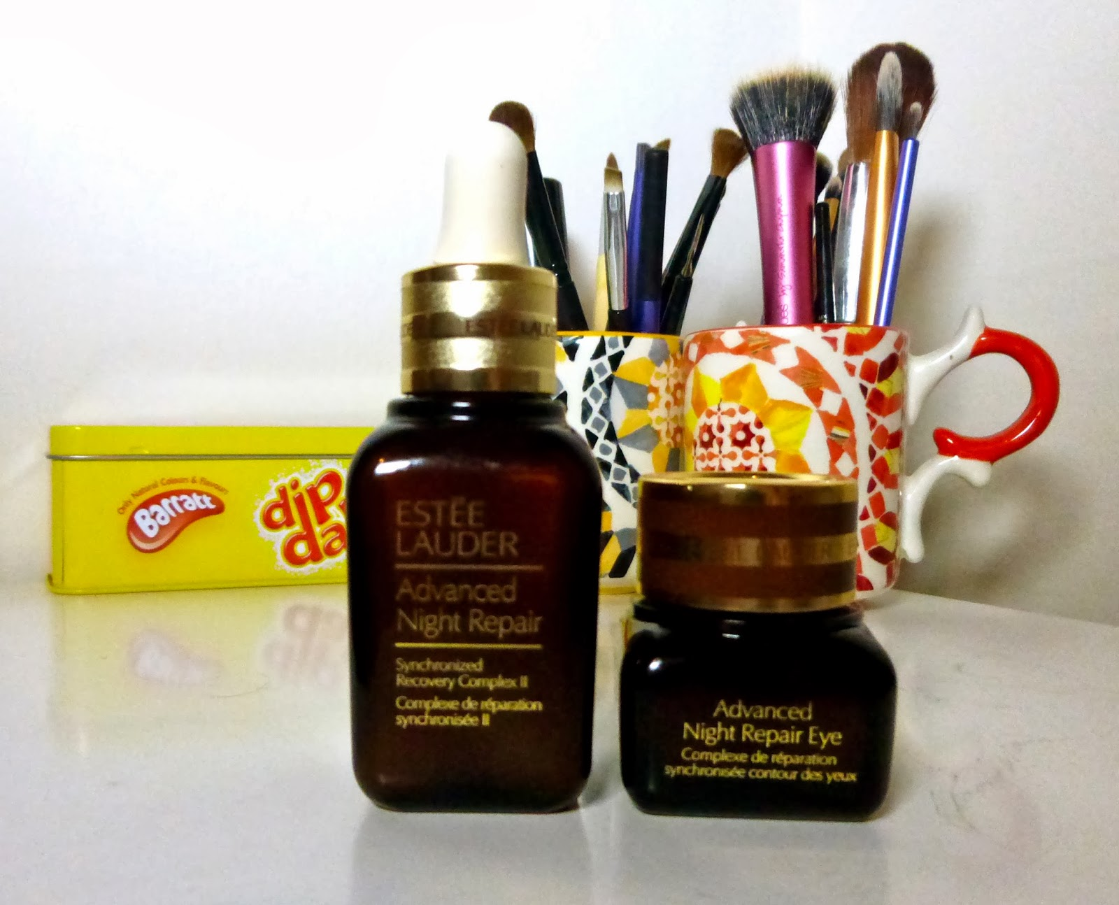 Estee Lauder ANR II and ANR Eye Recovery
