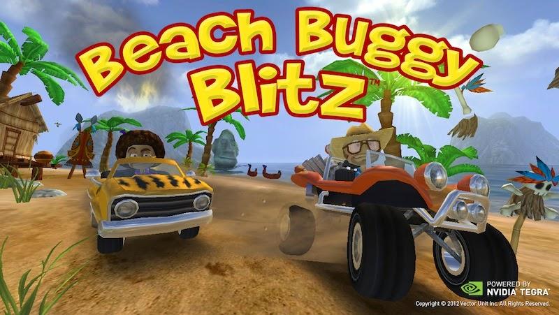 تحميل لعبة بيتش باجي Beach Buggy Blitz